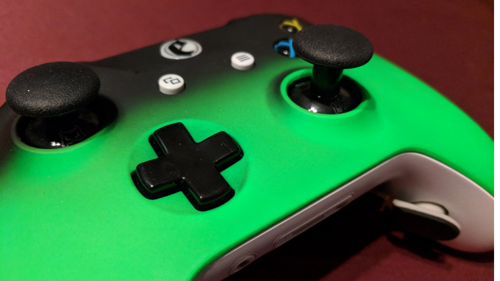 evil shift-xbox one controller